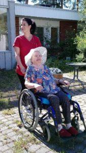 Varkauden Vanhainkotisäätiöllä on koulutettu henkilöstö