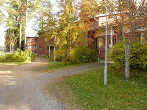 Varkauden Vanhaitukisäätiön vuokra-asunto Kyllikinkadulla Varkaudessa
